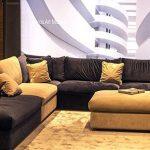 ترکیب رنگ مبل راحتی مناسب نشیمن های مدرن و سنتی+تصاویر