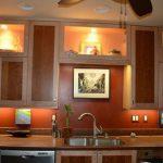نکات مهم و اصولی برای نورپردازی داخلی آشپزخانه و سالن غذاخوری+تصاویر