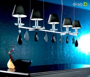 اصول نورپردازی آشپزخانه و غذاخوری چیست؟  تصاویر