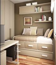 دکوراسیون اتاقخوابهای کوچک