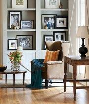 تزئین خانه با وسایل دم دستی و ساده