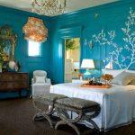 چگونه یک اتاق خواب آرامش بخش با رنگی مناسب داشته باشیم؟+تصاویر