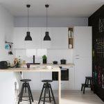 دکوراسیون آشپزخانه خود را مدرن ترین مدل های کابینت ۲۰۱۷ به روز کنید+تصاویر