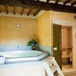 حمامی که از طبیعت الهام گرفته است+ تصاویر