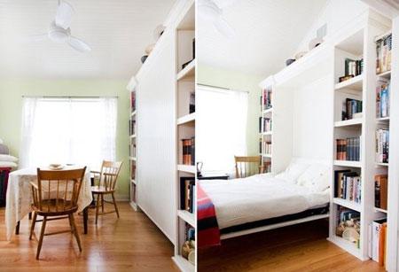 آپارتمان کوچک خود را با این اصول ساده چیدمان کنید تا دلبازتر جلوه کند+تصاویر