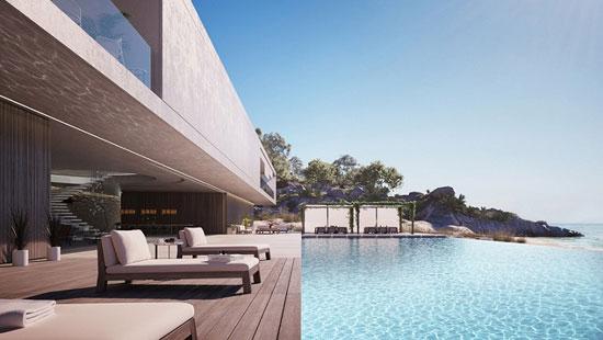 سوپرهاوس، خانهای مدرن و لوکس + تصاویر