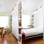 یک آپارتمان نقلی بی نظیر، تنها با ۴ نکته ساده! + تصاویر