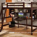 با این تختخوابهای دوطبقه زیبا و فانتزی که مخصوص اتاق خوابهای کوچک است بیشتر آشنا شوید+تصاویر
