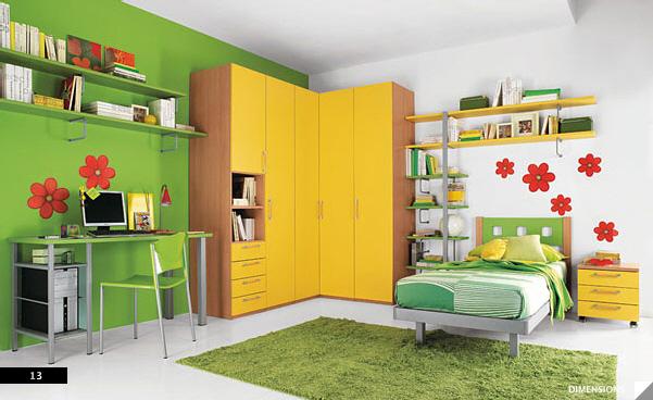 ریزه کاری های دکوراسیون اتاق کودک / اصولی اتاق کودکان را طراحی کنید+تصاویر