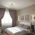 طراحی دکوراسیون اتاق خواب های کوچک شیک و مدرن +تصاویر