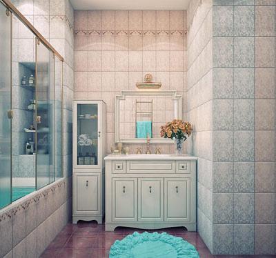 مدل های مدرن و جذاب دستشویی برای خانه های لوکس+ تصاویر
