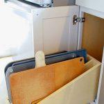 بهترین کابینت ها برای آشپزخانه های نقلی/ اگر کمبود جا دارید با این کابینت ها معجزه کنید+تصاویر