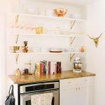 دکوراسون آشپزخانه خود را با وسایل ساده و کم هزینه جذاب کنید+تصاویر