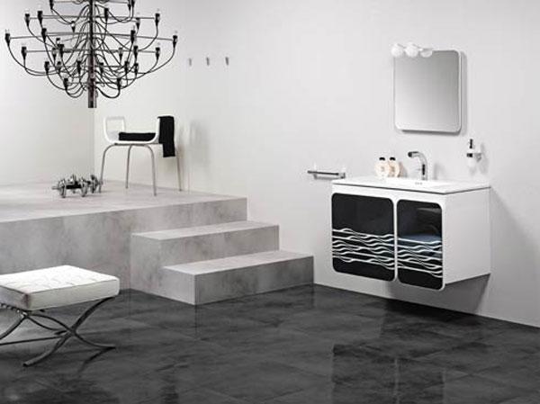ایده هایی بکر برای آینه های حمام و سرویس بهداشتی+تصاویر
