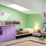ایده های ناب برای چیدمان اتاق کودک + تصاویر