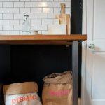 در آشپزخانه اینگونه از سطلهای زباله استفاده نمائید+تصاویر