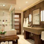 مدل چیدمان حمام مدرن و زیبا آپارتمان + تصاویر
