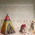 جدیدترین کاغذ دیواری اتاق کودک با طرح های بسیار شیک و مدرن+تصاویر