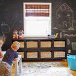 ایده هایی برای نظم بخشیدن به دکوراسیون اتاق کودک + تصاویر