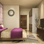 اتاق خواب ارغوانی مخصوص خاص پسندان را با این ایده ها طراحی کنید+تصاویر