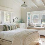 اتاق خواب تان را با کمک این ترفندها بزرگتر جلوه دهید+تصاویر