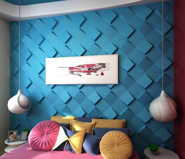 کاغذ دیواری جدید و شیک برای خانه های مدرن ایرانی+تصاویر