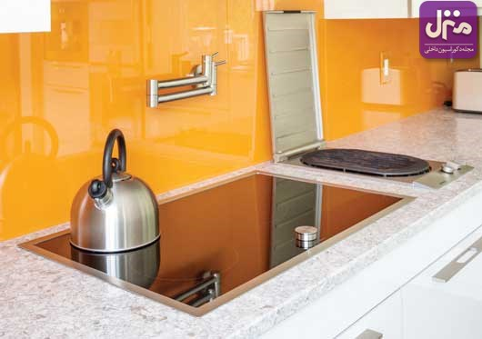 با این امکانات آشپزخانه خود را مدرن کنید + تصاویر
