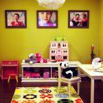 ایده های چیدمان عروسک و اسباب بازی در اتاق کودک + تصاویر