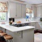 رنگهای مناسب آشپزخانه های کوچک را بشناسید+تصاویر