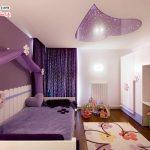 مدل های چشمگیر و بسیار زیبا از سقف اتاق کودک +عکس
