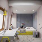 ایده هایی بسیار مدرن و جذاب برای تزیین اتاق کودک +تصاویر