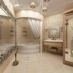 شیک ترین مدل دکوراسیون حمام (عکس)