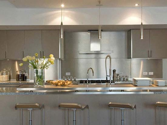 کابینت آشپزخانه مدرن را با این اصول طراحی بسازید+تصاویر
