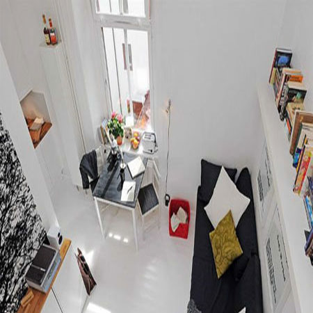 دکوراسیون آپارتمان های کوچک + تصاویر