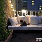 ایده های جالب و آسان برای لذت بردن از بالکن خانه +عکس
