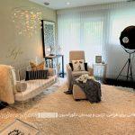 با چراغهای فانتزی سه پایه، یک نورپردازی زیبا و دل انگیز در فضای خانه تان به وجود بیاورید+تصاویر