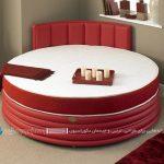 مدلهای عجیب گرد و دایره ای زیبای سرویس اتاق خواب+تصاویر