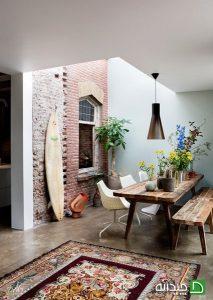 با انواع سبکهای معماری داخلی آپارتمانهای مدرن بیشتر آشنا شوید+تصاویر