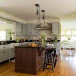 انتخاب رنگ برای دکوراسیون آشپزخانه + تصاویر