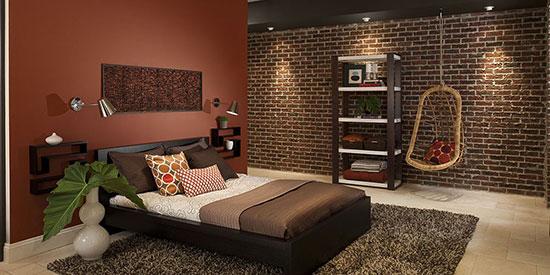 رنگ اتاق خواب اینگونه باید باشد تا با آرامش بیشتری به خواب روید+تصاویر