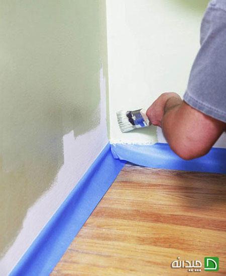 نقاشی خانه را بدون اشتباه انجام بدهید/ ترفندهای ساخت دکوراسیون جذاب+تصاویر