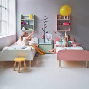 راهنمای چیدمان اتاق خواب مشترک کودکان دختر و پسر+تصاویر