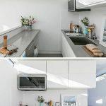 ایده ای برای طراحی داخلی خانه کوچک مدرن امروزی
