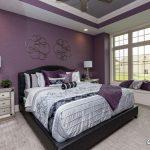 رنگهای جذاب برای دکوراسیون رمانتیک اتاق خواب عروس +تصاویر