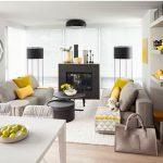 ترکیب های رنگی جالب و جدید۲۰۱۷ برای رنگ آمیزی اتاق پذیرایی