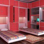 ترفند های بزرگتر جلوه دادن فضای اتاق خواب +تصاویر