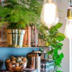 دکوراسیون اسکاندیناوی یک آپارتمان کوچک ایده آل برای عاشقان طبیعت! +عکس