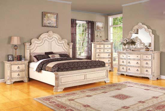 اتاق خواب به سبک کلاسیک