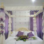 جدیدترین چیدمان اتاق خواب عروس