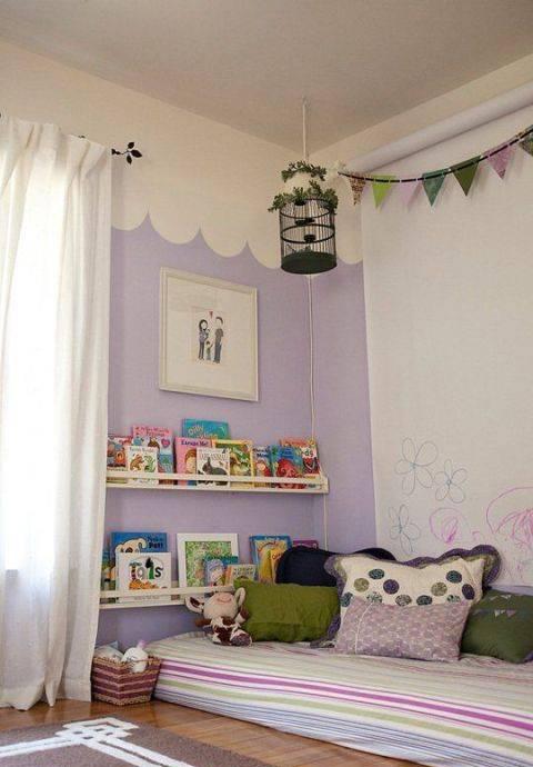 نقاشی دیوار اتاق کودک